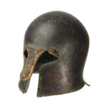 A Bronze Helmet of Corinthian Type