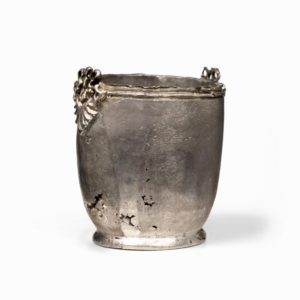 An East Greek Silver Miniature Situla